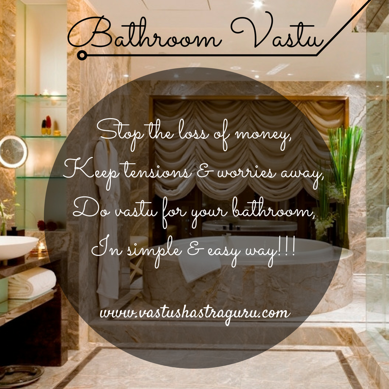 11 KEY Vastu Tips for Toilet & Bathroom