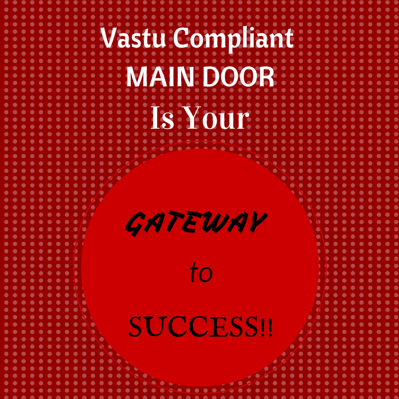 Main Door Entrance Vastu