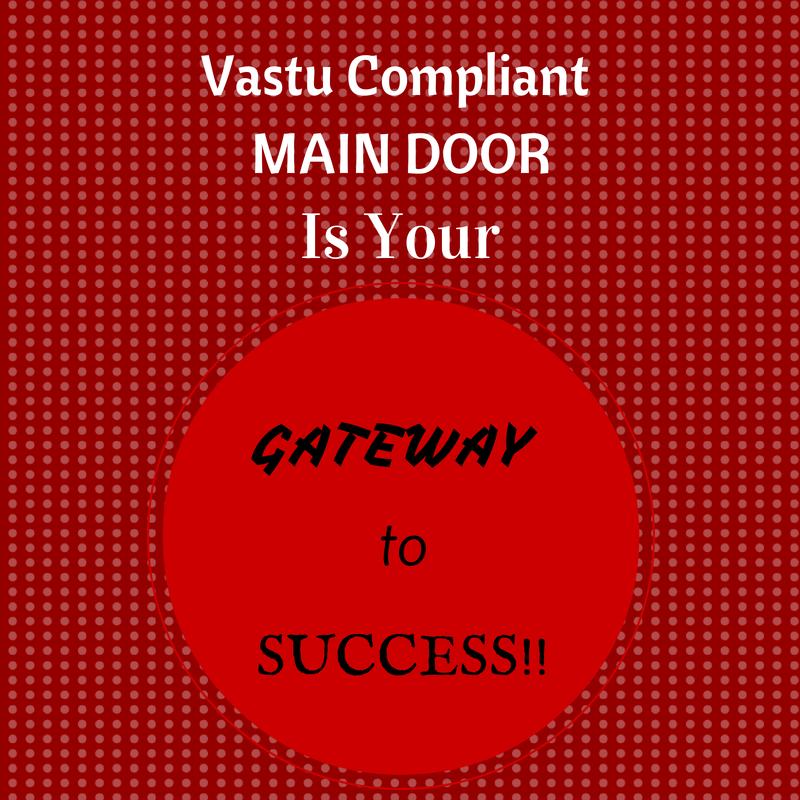 Main Door Entrance Vastu