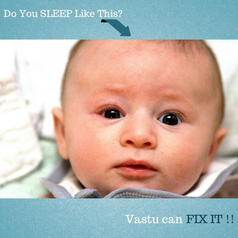 IDEAL Vastu Sleeping Direction