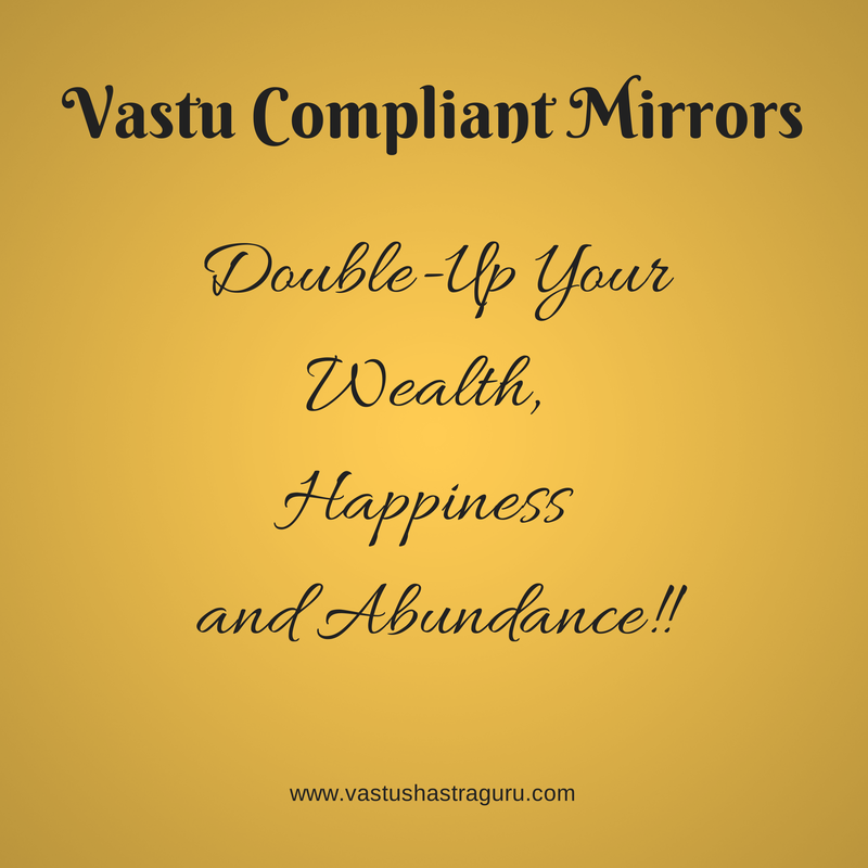 Mirror Vastu Shastra